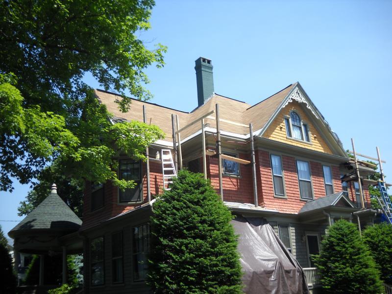 Custom roofs